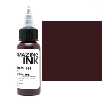 Deep Burgundy Amazing Ink 1oz