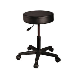 Rolling Stool, Black | CAM (CANADA) SUPPLY INC.