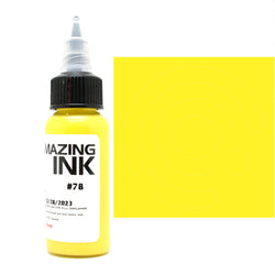 Lemon Yellow Amazing Ink 1oz
