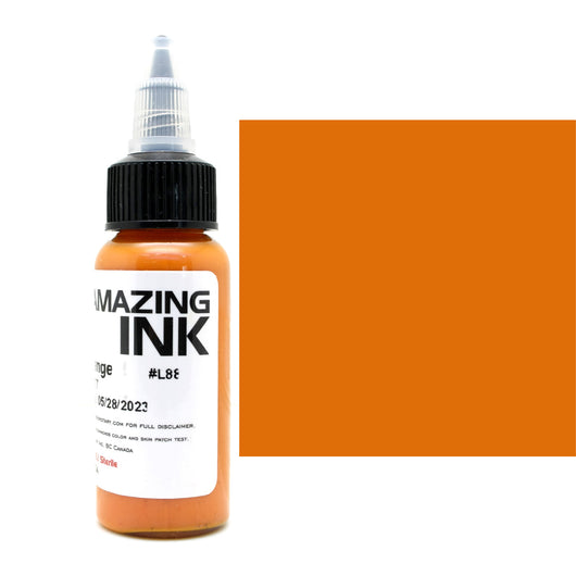 Bright Orange Amazing Ink 1oz