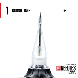 Legend Cartridge Round Liner Needles 10/box | CAM (CANADA) SUPPLY INC.