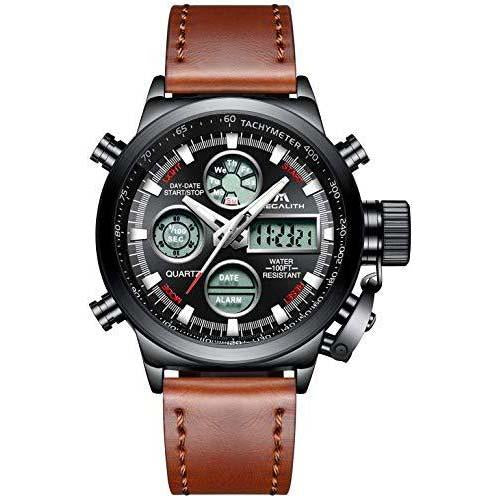 0031M | Quartz Men Watch | Leather Band