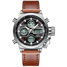 Load image into Gallery viewer, 0031M | Quartz Men Watch | Leather Band