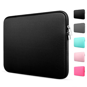 Soft Laptop Bag for Macbook air Pro Retina 11 12 13 14 15 15.6 Sleeve Case Cover For xiaomi Dell Lenovo Notebook Computer Laptop
