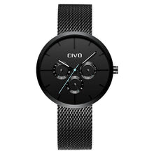 Load image into Gallery viewer, 8038C | Quartz Men Watch | Mesh Band