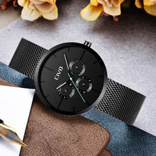 Load image into Gallery viewer, 8022C | Quartz Men Watch | Mesh Band