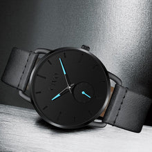 Load image into Gallery viewer, 8085C | Quartz Men Watch | Leather Band
