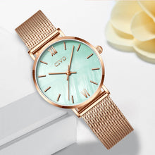 Load image into Gallery viewer, 8063C | Quartz Women Watch | Mesh Band