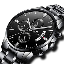 Load image into Gallery viewer, 0105M | Quartz Men Watch | Stainless Steel Band