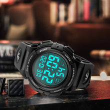 Load image into Gallery viewer, 1258C | Quartz Men Watch | Rubber Band