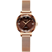 Load image into Gallery viewer, 8024C | Quartz Women Watch | Mesh Band
