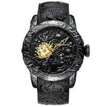 Load image into Gallery viewer, 8041M | Mechanical Men Watch | Rubber Band