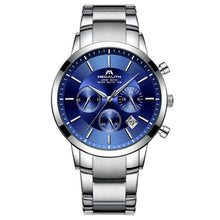 Load image into Gallery viewer, 8043M | Quartz Men Watch | Stainless Steel Band