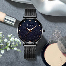 Load image into Gallery viewer, 8002C | Quartz Women Watch | Mesh Band