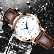 Load image into Gallery viewer, 2047C | Quartz Women Watch | Leather Band