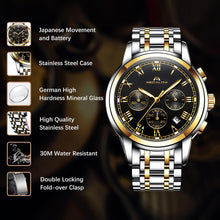 Load image into Gallery viewer, 0060M | Quartz Men Watch | Stainless Steel Band