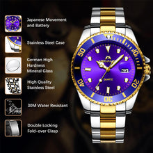 Load image into Gallery viewer, 0037M | Quartz Men Watch | Stainless Steel Band