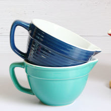 Load image into Gallery viewer, Tableware ceramic Bowl Fruit Soup Salad Bowl Housewares kitchen milk jug egg Mixing bowl coffee mugs milk cup milk frothing jugs