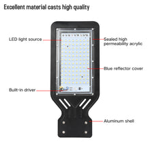 Load image into Gallery viewer, 100W LED Street Lamp Outdoor Lighting Road Wall Lamp Waterproof IP65 Energy Saving Security Garden Yard Ultra-thin Spotlights