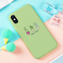 Load image into Gallery viewer, Smartphone Case For iPhone 11 Pro XS MAX Pattern Ultra Thin Soft Silicone Cover etui For iPhone 11 Pro MAX 11 XR X 7 8 6 6s Plus by INASCEDION