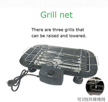 Load image into Gallery viewer, Smokeless Barbecue Grill Pan Gas Household Non-Stick Gas Stove Plate Electric Stove Baking Tray BBQ Grill Barbecue Tools Outdoor