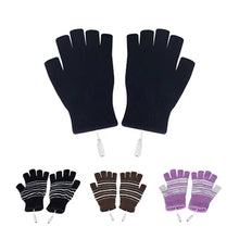 Load image into Gallery viewer, Electric Heating Gloves Winter Thermal USB Heated Gloves Electric Heating Glove Heated Gloves by Distorris