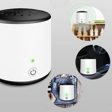 Load image into Gallery viewer, Air Purifier Ozone Generator Refrigerator Food Fruit and Vegetable Shoes Wardrobe Disinfection Device