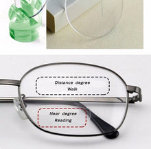 Load image into Gallery viewer, 1.499 Bifocal Optical Eyeglasses Lenses for Reading and Far Vision Prescription Lenses Spectacles glasses lens for women and men