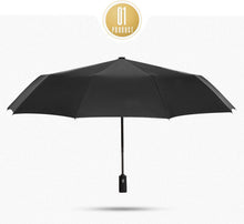 Load image into Gallery viewer, Suckcat 10K Double layer Windproof Fully-automatic Umbrellas Male Women Three Folding Commercial Large Durable Frame Parasol by Suckcat