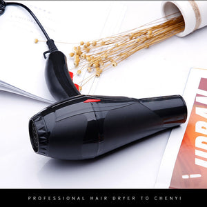 High-Power Professional Hair Dryer Salon 3 Speed 2 Hot Hair Blowing Cold Hot Air Does Not Hurt Hair Styling Tools Us Plug