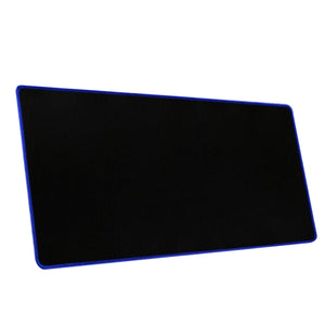 2020 Hot Non Slip Wear Resistant Computer Notebook Soft Edge Seamed Mouse Pad Office Rubber Fabric Mat