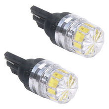 Load image into Gallery viewer, New 2Pcs High Quality Low Power Consumption High Bright T10 5050 5SMD LED Car Vehicle Side Tail Lights Bulbs Lamp White#266636