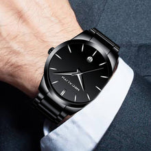 Load image into Gallery viewer, 0072M | Quartz Men Watch | Stainless Steel Band