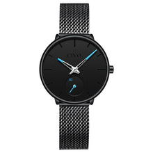 Load image into Gallery viewer, 0124C | Quartz Women Watch | Mesh Band