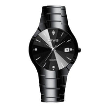 Load image into Gallery viewer, 0104C | Quartz Women Watch | Stainless Steel Band