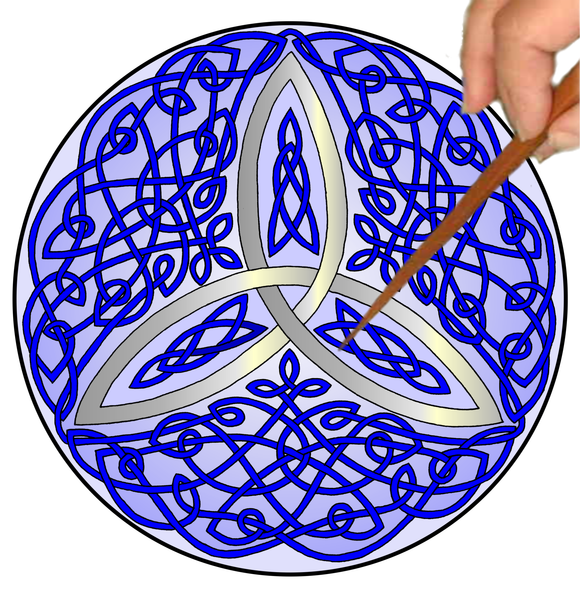 What Is A Celtic Art Mandalynth?