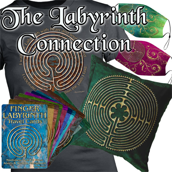 Cathedral Labyrinth and Walking Labyrinth Apparel and Gifts by Ravensdaughter. chartres Cathedral, Amiens Cathedral, Ely Cathedral, Poitiers Cathedral, Cretian Labyrinth, and more.