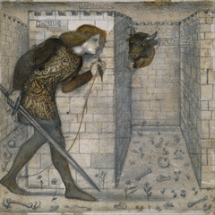 Labyrinth and the Minotaur