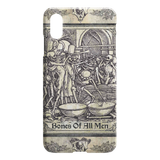 The Bones Of All Men - Hans Holbein iPhone Case