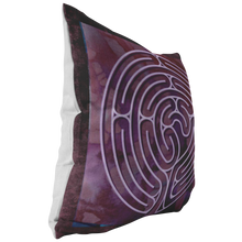 Load image into Gallery viewer, labyrinth,finger labyrinth,finger labyrinth for stress,finger labyrinth for meditation,cathedral labyrinth,sacred labyrinth,finger labyrinth for mindfulness