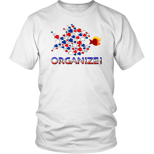 ORGANIZE! Political Men's T-Shirt