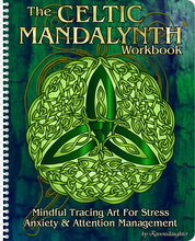 Load image into Gallery viewer, Celtic Mandalynth Workbook