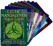 Load image into Gallery viewer, celtic,celticart,celtic knot, celtic knotwork,knotwork,irish,scottish,welsh,celtica,gealic,gael,trinity,triquetra,cross,celtic cross,celtic trinity