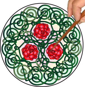 celtic,celticart,celtic knot, celtic knotwork,knotwork,irish,scottish,welsh,celtica,gealic,gael,trinity,triquetra,cross,celtic cross,celtic trinity