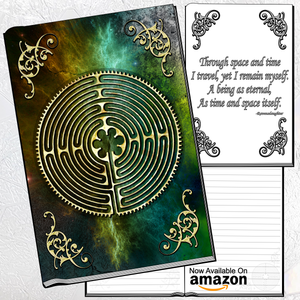 Finger Labyrinth Journals on Amazon