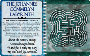 Finger Labyrinth Workbook