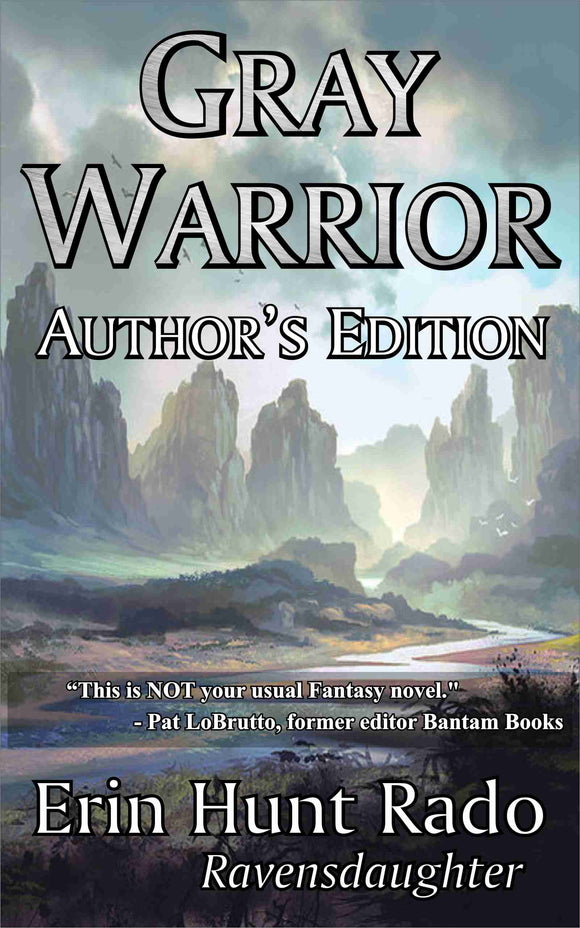 Gray Warrior - Author's Edition on Amazon