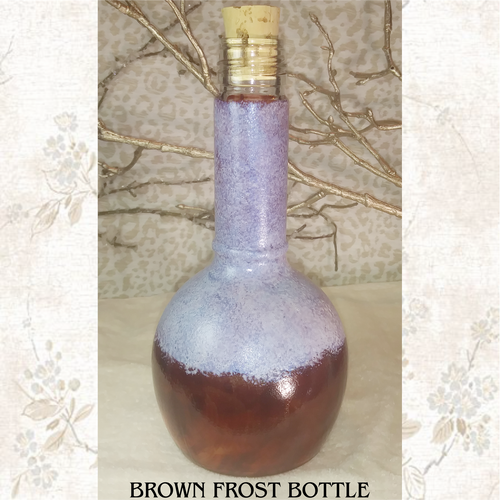 Brown Frost Bottle