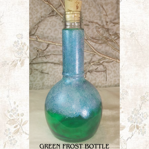 Green Frost Bottle