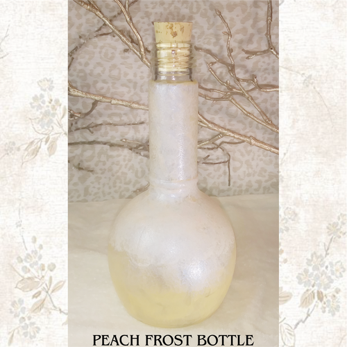 Peach Frost Bottle